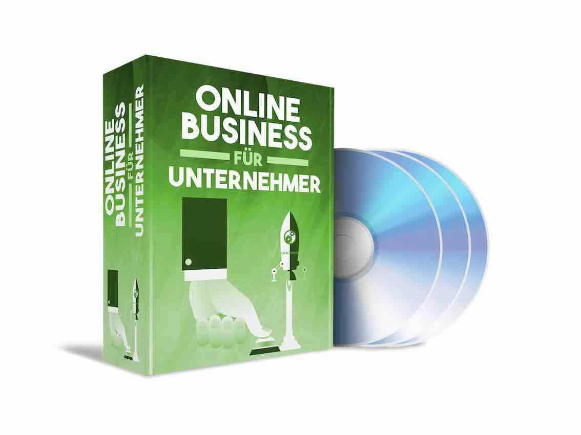 Online Marketing für Unternehmer Kurs